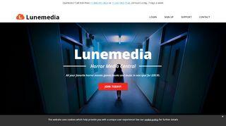 Lunemedia Login