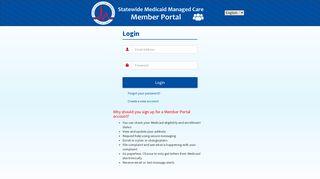 Medicaid Member Portal