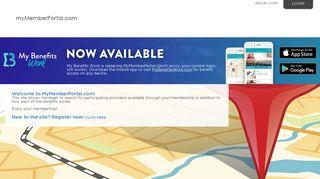Member Access Portal