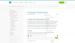Mendix Developer Portal
