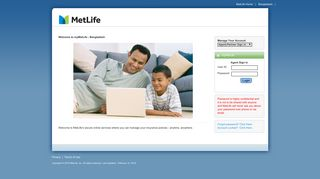 Metlife Alico Login
