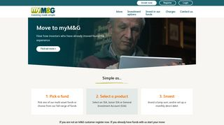 M&g Investments Login