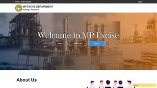 Mp Excise Login
