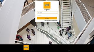 My Nyit Secure Login