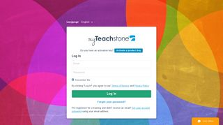 My Teachstone Login
