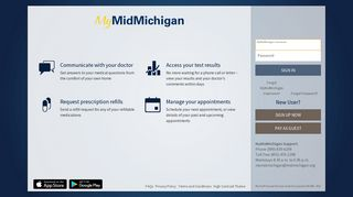 Mymidmichigan Login