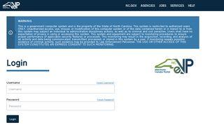 Nc Electronic Vendor Portal