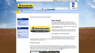New Holland Plm Portal