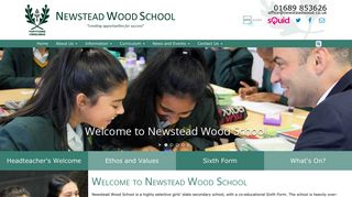 Newstead Moodle Login