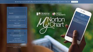 Norton Portal Login