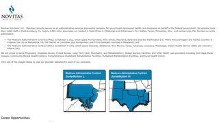 Novitas Medicare Provider Portal