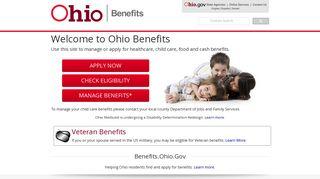 Odjfs Benefits Portal