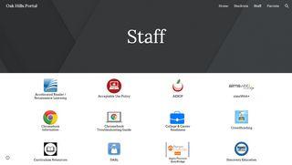 Ohlsd Staff Portal