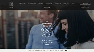 One Dallas Center Resident Portal