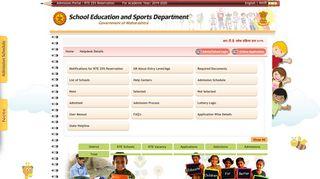 Online Admission Portal Pune