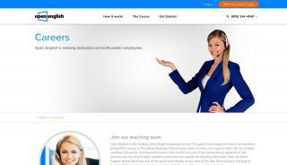 Open English Teacher Portal