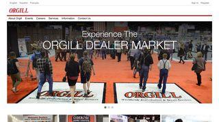 Orgill Vendor Portal