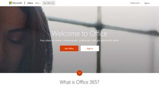 Outlook 365 Webmail Login Page