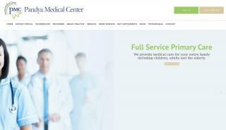 Pandya Medical Center Portal