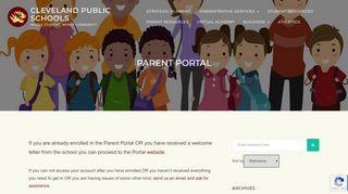 Parent Portal Cleveland Ok