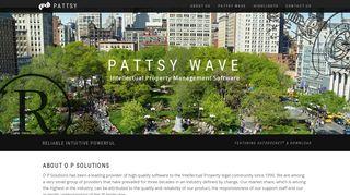 Pattsy Wave Login