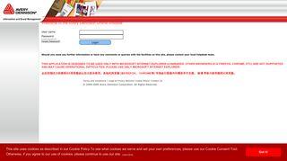 Paxar Online Login