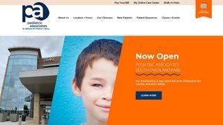 Pediatric Associates Kansas City Portal