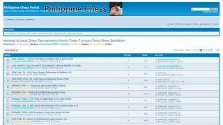 Phil Chess Portal