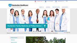 Phillips Barber Patient Portal