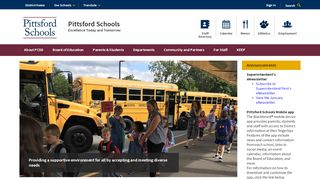 Pittsford Parent Portal