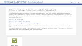 Portal Courts Oregon Gov