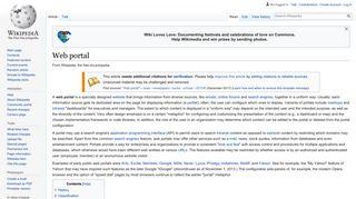 Portal Development Wiki