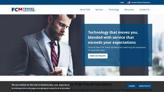 Portal Fcm Travel Login