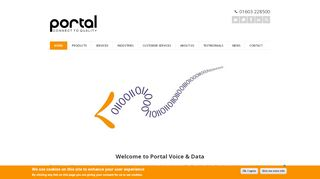 Portal Voice And Data