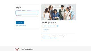 Portales Vista Higher Learning