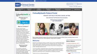 Ppg Nih Patient Portal