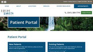 Praxis Patient Portal