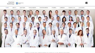 Premier Radiology Patient Portal