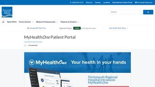 Prh Patient Portal