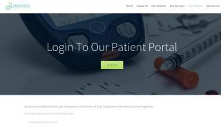 Princeton Internal Medicine Associates Patient Portal