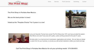 Print Shop Portales Nm