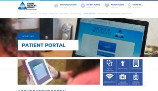 Prism Medical Group Patient Portal