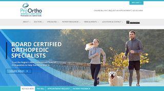 Proortho Patient Portal