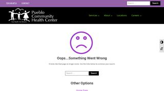 Pueblo Community Health Center Patient Portal