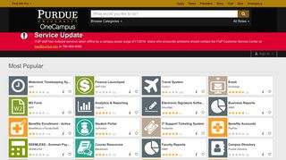 Purdue Benefits Portal