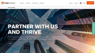 Pure Partner Portal