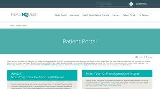 Putnam Hospital Patient Portal