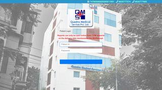 Quadradiagnostics Patient Portal