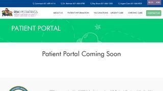 Rbk Pediatrics Portal