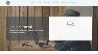 Reedy Property Group Tenant Portal